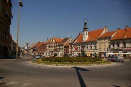 Mariborské hlavní náměstí